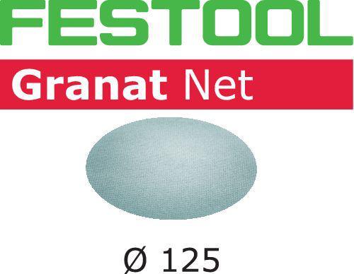 Netzschleifmittel STF D125 P240 GR NET/50