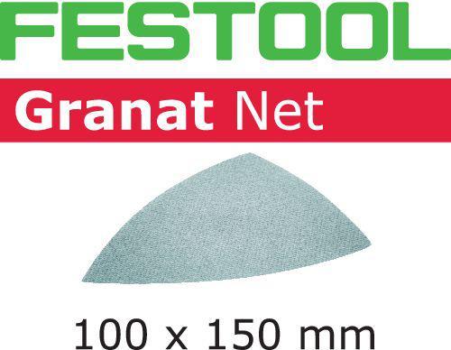 Netzschleifmittel STF DELTA P150 GR NET/50