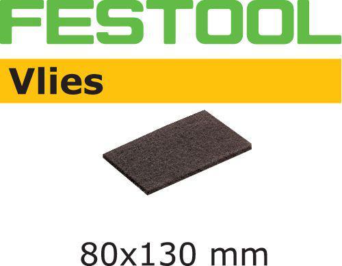 Schleifvlies STF 80x130/0 S800 VL/5