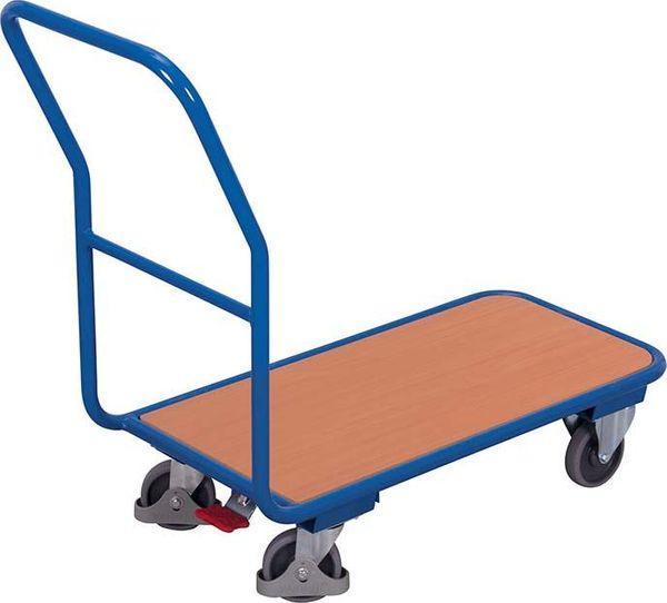 Magazinwagen 200 kg 890x450 2LR+2BR,Easy-Stop