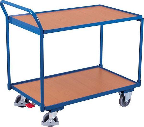 Tischwagen 250 kg 1000x600 mm 2 Böden