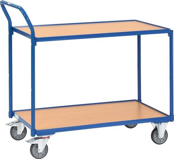Tischwagen 2742 m. 2 LF 300kg 1000x600mm Fetra