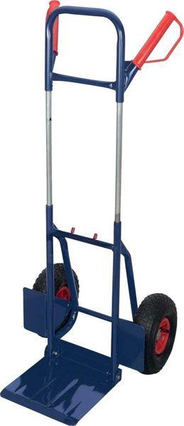 Stahlrohr-Klappkarre 200kg,Luft