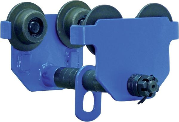 Laufkatze mit Roll- Fahrwerk 500 kg