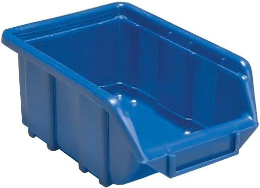 Eco-Box Gr. 4 blau B220xH167xT355 mm