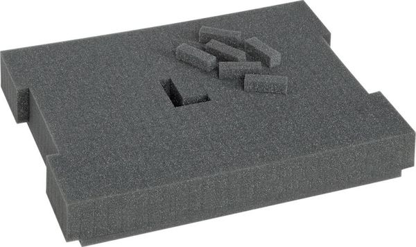 L-BOXX Rasterschaumstoff für 102 Vorperforiert