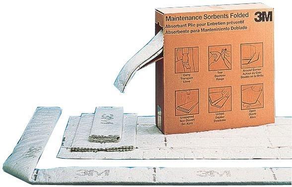 Industriebindevlies 3M MA 2002 Tücher