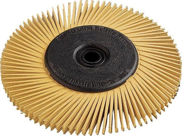 Radial Bristle Brush 150x12mm P120weiß TypA 3M