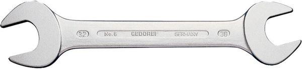Doppelmaulschl. DIN311016,0x18,0mm Gedore