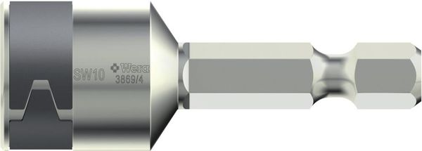 Steckschlüsseleins. 13,0x50mm Stainless Wera