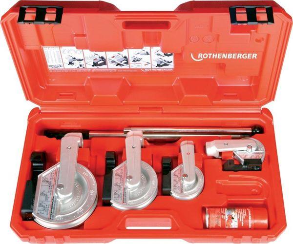 Handbiegemaschinen-Set f.12-22mm D. Rothenberger