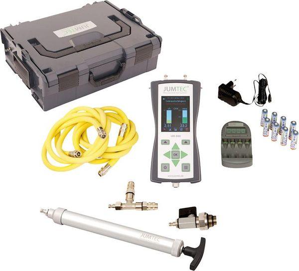 Universalmessgerät UM-800f.Druck,Leckmenge,Ortung
