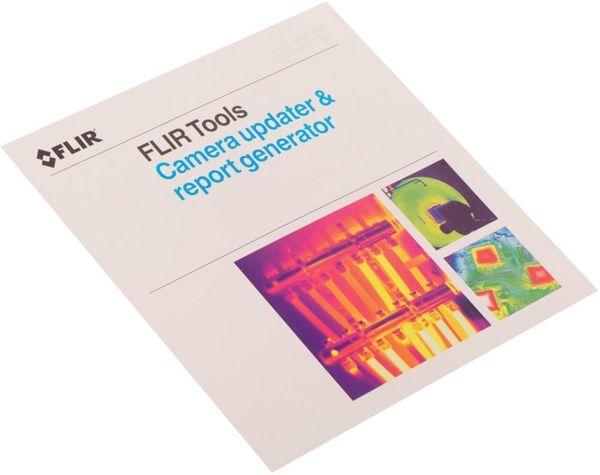 Software TOOLS+ Lizenzkarte FLIR