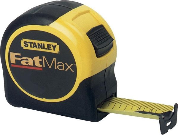 Taschenbandmass 8m FAT MAX Stanley