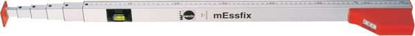 Teleskop-Messstab mEssfix0,70-3m Nedo