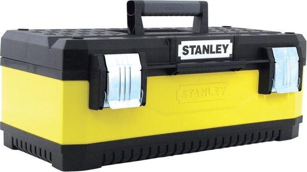 Werkzeugbox Stanley gelb 584x293x222mm Stanley