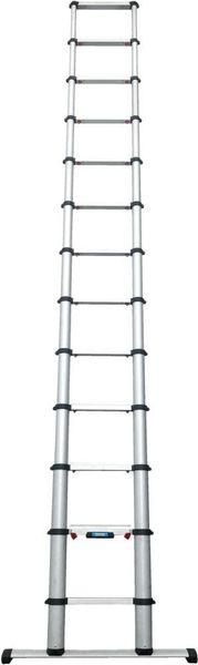 Teleskopleiter max.380cm DIN EN131-6