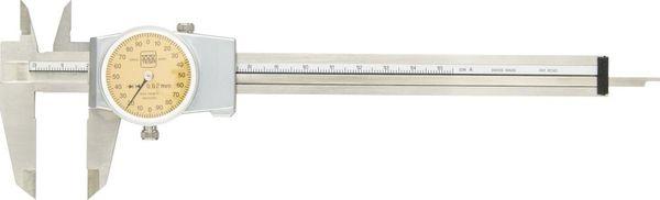 Uhrenmesssch. CCMA-M 150mm 0,02 TESA