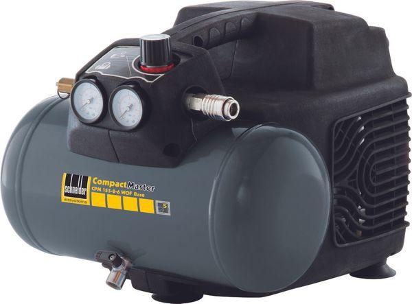 Kompressor CompactMaster 155-8-6 WOF Base