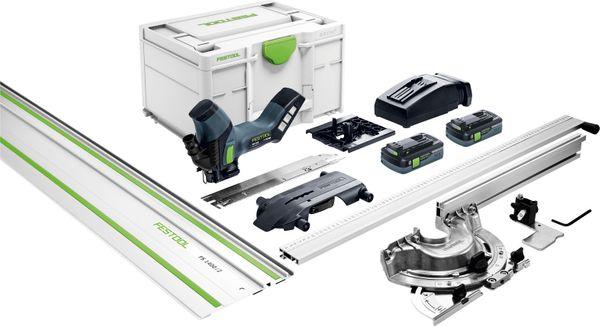 Akku-Dämmstoffsäge ISC 240 HPC 4,0 EBI-Plus-XL-FS