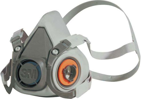 Doppelfiltermaske 6300, Gr. L