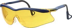 Brille QX 2000, PC, gelbe Scheibe