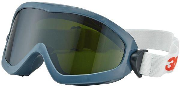 Schutzbrille 2895,AS,AF, UV,PC,grünIR5.0,unbelüft.