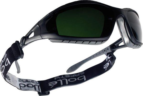 Brille Tracker, DIN 5