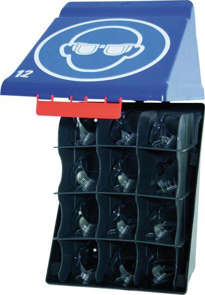 Aufb.Box SECU Maxi 12 für Schutzbrillen