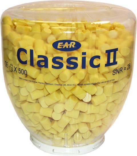Refill-Aufsatz EAR Soft Yel.Neons (a 500 Paar)
