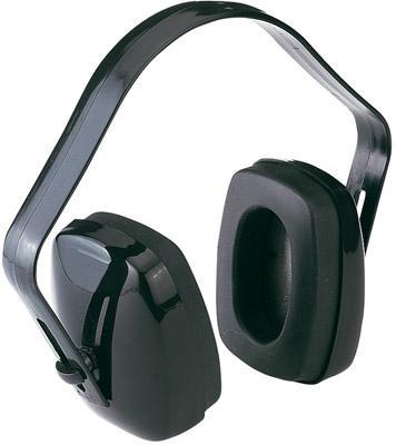 Kapselgehörschützer, 23 dB, schwarz, FORTIS