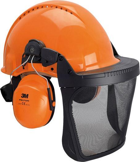 Kopfschutzkombi CE FPA aus G3000M, H31P3E/5C DG
