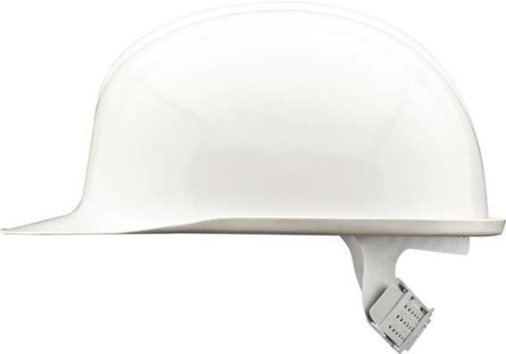 Schutzhelm INAP PCG, signalweiß