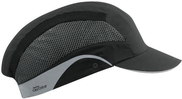 Hardcap Aerolite 2,5 cm Schirm, schwarz