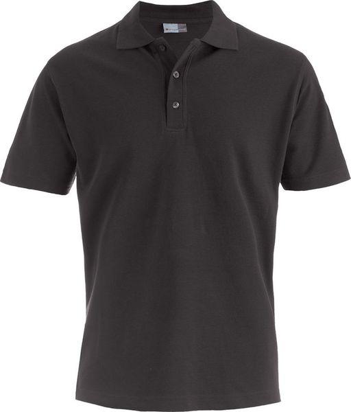 Poloshirt,Gr.L, graphite
