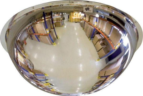 Kuppelspiegel Halbkugel D80cm