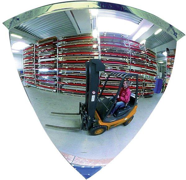Kuppelspiegel Achtelkugel D60cm