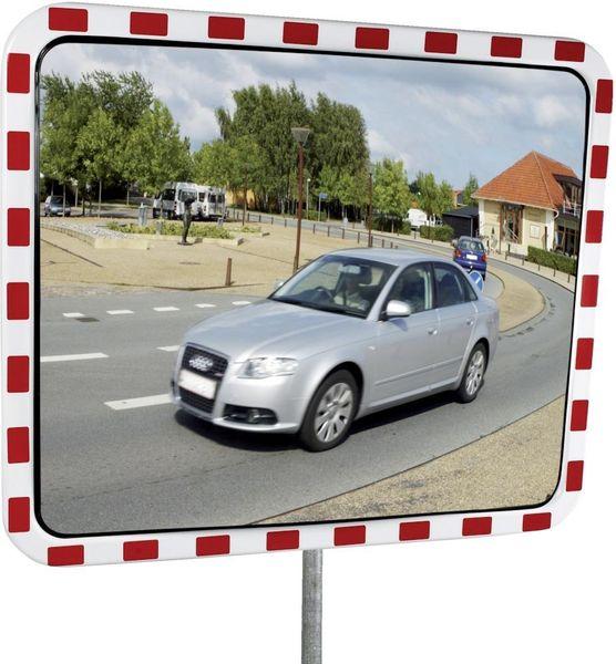 Verkehrsspiegel Edelstahleisfrei 60 x 80 cm