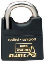 Messing-Hangschloss 217 F / 50 mm rostfrei