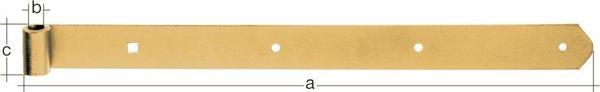 Ladenband 3314/K2/1000 mm