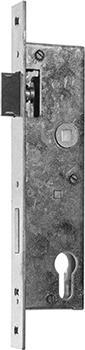 RohrrahmeneinsteckschlossNr.1004 PZW Dorn 30 R+L