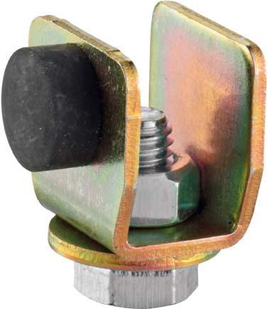 HELM 400 P Stopper galvanisch verzinkt