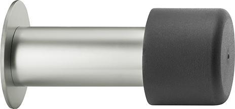 Wand-Türpuffer,120mm 0 38 3880,Alu F1,Ø40mm