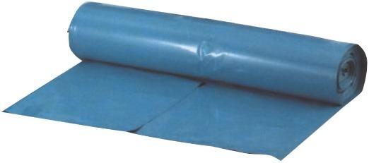 Müllsack 120 l blau ca. 79 my Rolle a 15 Stk.