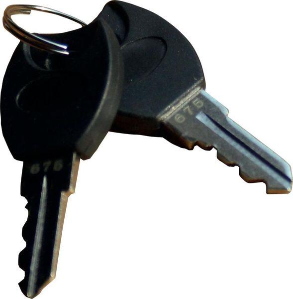 Schlüsselrohling für Werkstattwagen