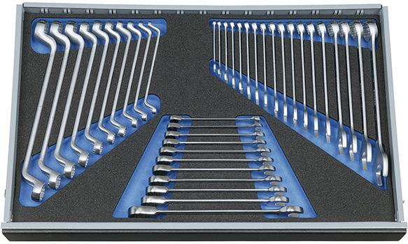 Werkzeugmodul CT4 Ring-Maulschl. gr. Gedore