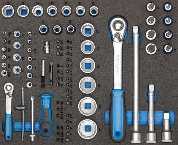 Werkzeugsortiment 147tlg.