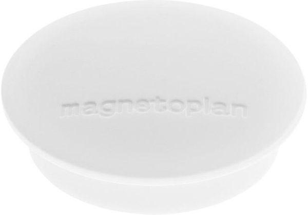 Magnet D34mm VE10 Haftkraft 1300 g weiss