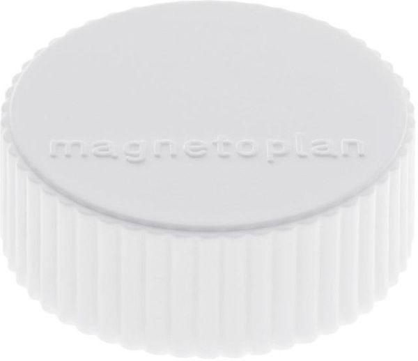 Magnet D34mm VE10 Haftkraft 2000 g weiss