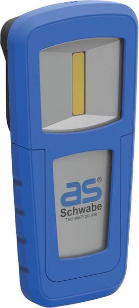LED-Akkulampe EVO 4 IP65, Gürtelclip, Magnet